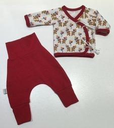 Omlott-tröja Teddy + byxa, 44/46