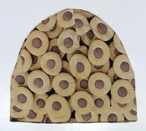Mössa Choklad-kex, 50/52