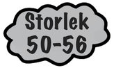 Storlek 50-56