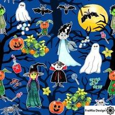 Monster blå - Ekologisk