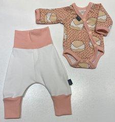 Body Semla dusty pink, 40/42