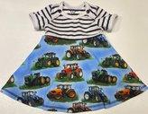 Body-klänning Traktorer, 56