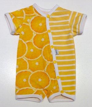 Sommardräkt Apelsiner, stl 56