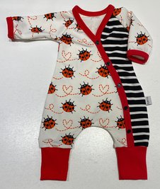 Sparkdräkt Ladybugs in Love, 44/46