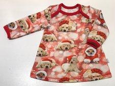 Klänning Jul-hundar, 68
