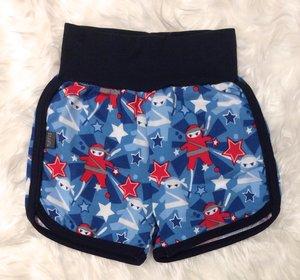 Shorts Ninja, stl 104