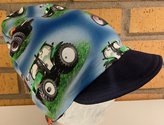 Meps Traktor mörkblå, 50/52