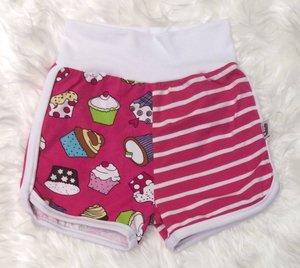 Shorts Cupcakes, stl 98
