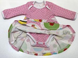 Body-klänning Fika & Duk, 62