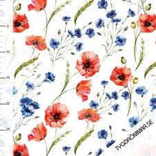 Summer Poppies - ekologiskt