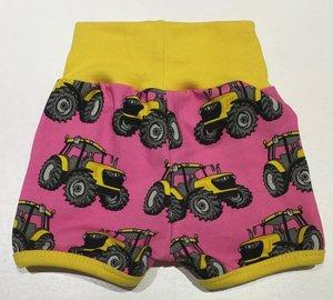Shorts Traktorer cerise, 68