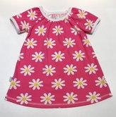 Singoalla-klänning Bellis rosa, 80