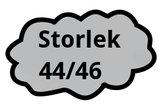 Storlek 44/46