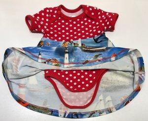 Body-klänning Marina, 62