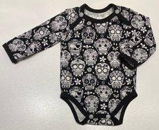 Body Skulls & Heart svart, 62