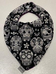 Dregglis Skulls & Hearts svart
