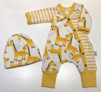 BAGGY-DRESS + MÖSSA GIRAFFE