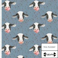 Cows blue