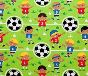 Soccer Kids - EKOLOGISKT