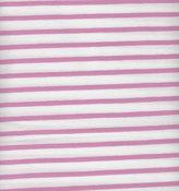 Vit/rosa randig jersey