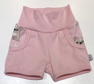 Shorts Rosa/Bulldog, 74