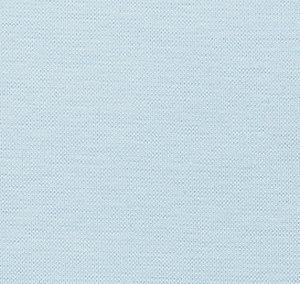 Stretchjersey ljusblå