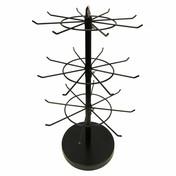Snurrställ svart, bordsmodell