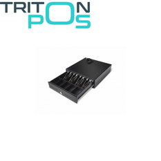Triton POS CD330, 4sedel+8mynt, 24v, svart