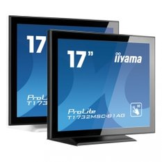 iiyama ProLite T1732MSC, 43.2 cm (17''), Projected Capacitive, 10 TP, white