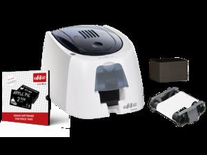 Edikio ACCESS Price Tag solution, single sided, 12 dots/mm (300 dpi), USB