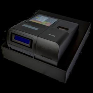 SAM4S ER-265EJ stor låda & Flat keyboard, inkl. kontrollenhet