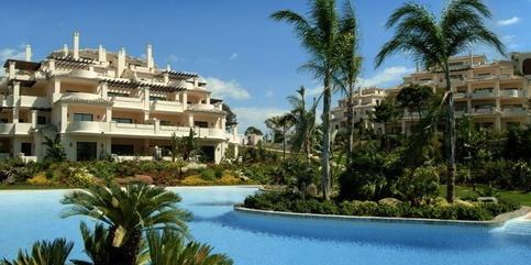 Аpartment for rent Capanes del Golf Benahavis 2 beds - RENTED