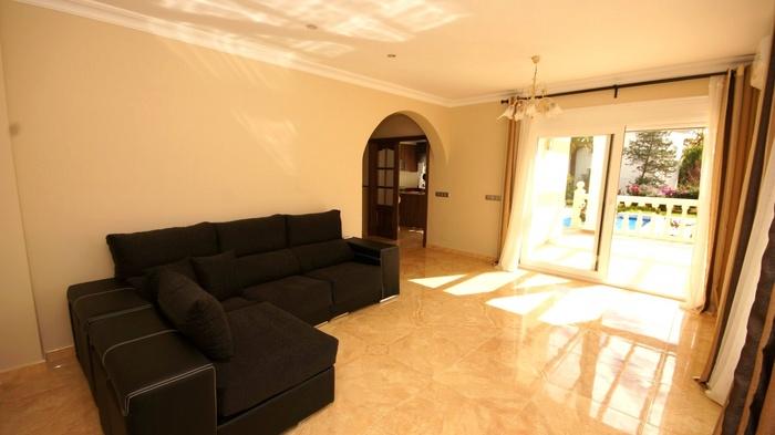 Villa till salu Las Chapas Costa del Sol 4 sovrum