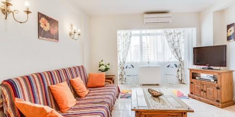 Apartment for rent Benalmadena 1 bed