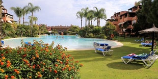 Apartment for sale Alhambra del Golf Guadalmina 3 beds