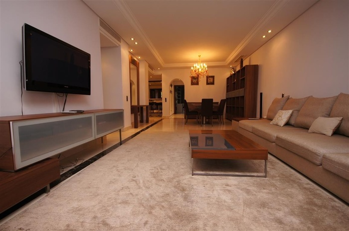 Lyx lägenhet Torre Bermeja New Golden Mile 2 sovrum