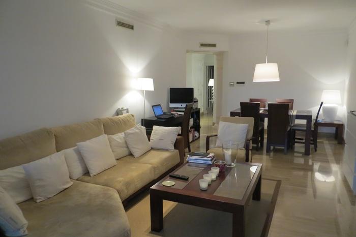 Lägenhet i  Marbella Condado Sierra Blanca 3 sovrum