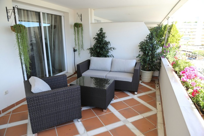 Apartement for rent Puerto Banus 2 beds - RENTED
