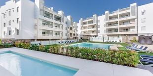 Lägenhet uthyres i Los Arqueros Beach 3 sovrum