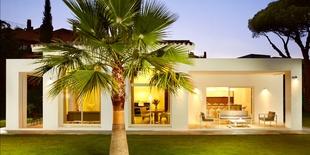 Rent house Guadalmina Baja