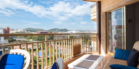 Apartment for rent Fuengirola 1 bed