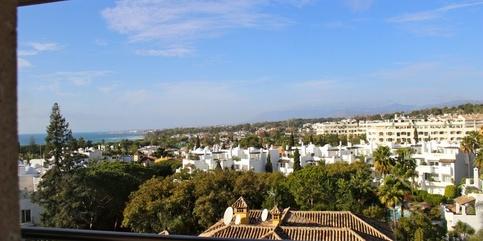 Apartment for rent Marbella  Alhambra del Mar 3 beds