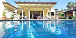Villa for sale in Estepona Costa del Sol 3 bed