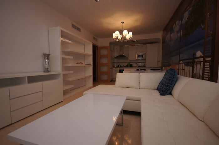 Lägenhet Marbella Costa del Sol  1 sovrum - såld