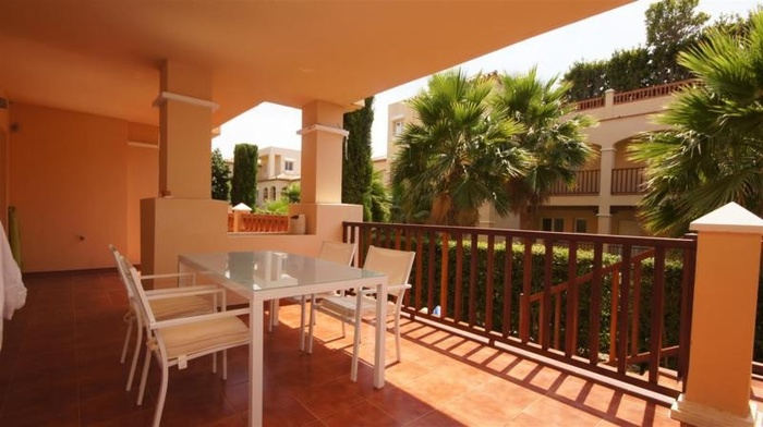 Lägenhet i Marques de Atalaya Estepona  2 sovrum