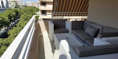 Rent apartment Marbella short term 3 beds