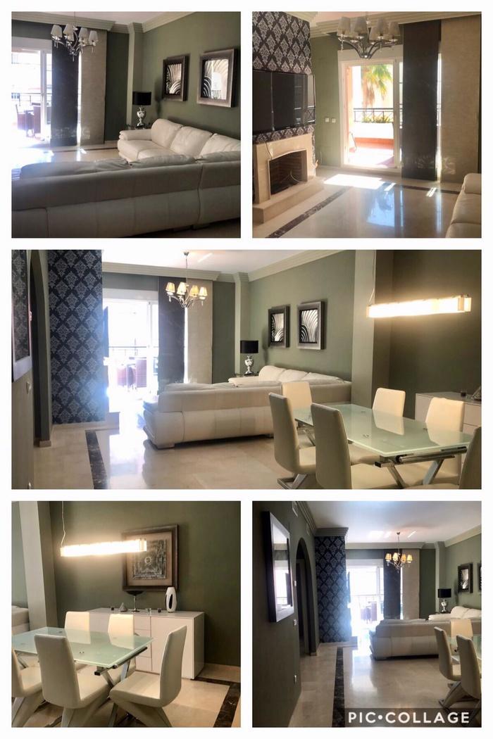 Lägenhet Las Brisas Nueva Andalucia 2 sovrum