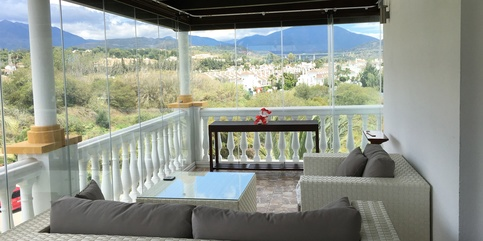 Apartment for rent in Puerto Banus Marbella | 2 beds