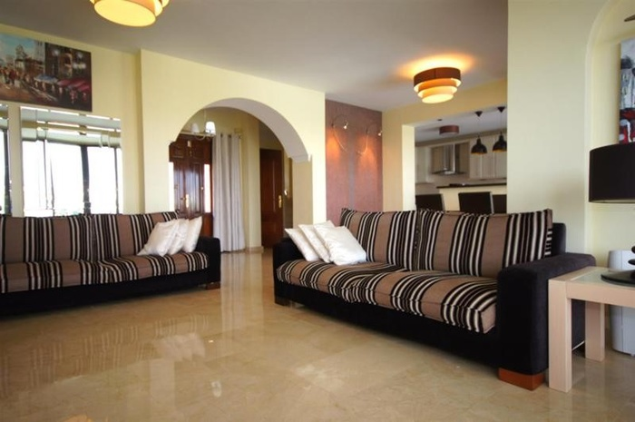 Villa till salu i La Cala Mijas Costa del Sol 4 sovrum