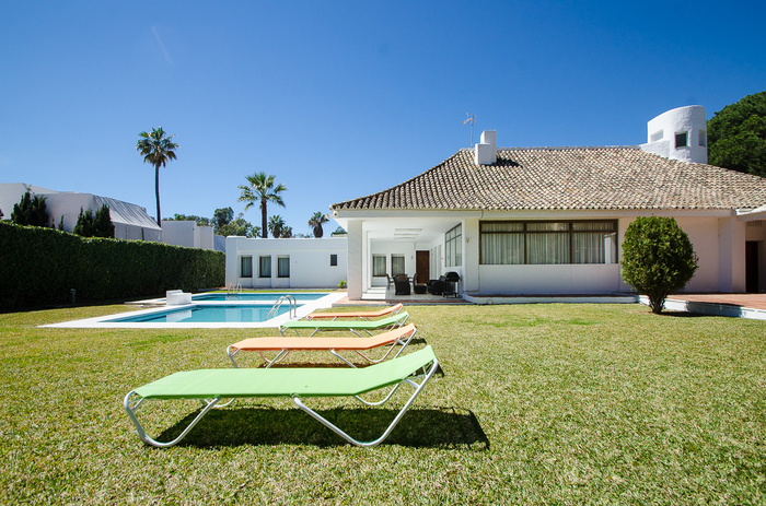 House for rent Puerto Banus 5 beds